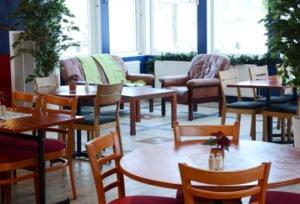 Restaurang i Rättvik